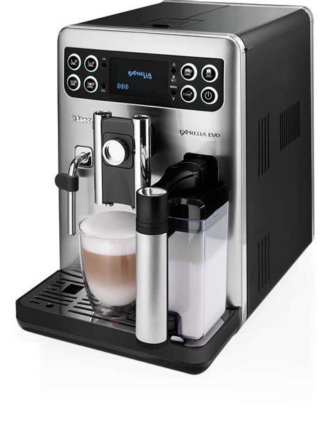 Produkt Saeco Exprelia Evo Kaffeevollautomat HD8855/01 Kaffeevollautomat kaufen