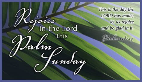 palm sunday ecard email  personalized easter cards