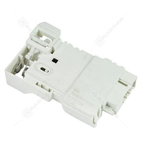 door interlock hotpoint tvm570 tvm570g tumble dryer lock catch switch c00141683 ebay
