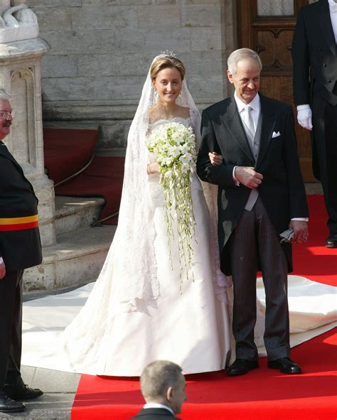 prince laurent  claire coombs  bride claire coombs