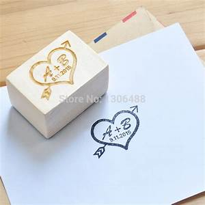 personalized wedding stamp custom wood stamp wedding With custom wedding invite stamps