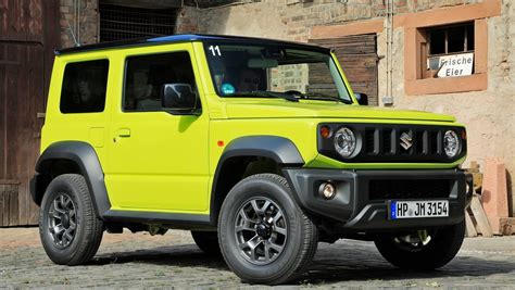 2019 Suzuki Jimny by Suzuki Jimny And Vitara 2019 Confirmed For Australia Day