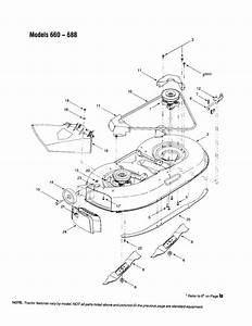 32 Bolens 38 Inch Riding Mower Belt Diagram