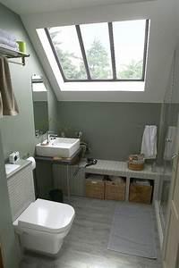amenager une petite salle de bains avec de grandes idees With awesome puit de lumiere maison 18 salle de bain idees