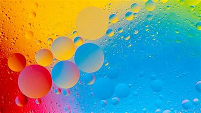 4k Colorful Bubbles Wallpapers
