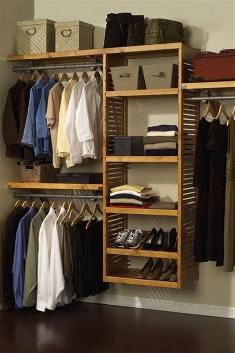 deluxe walk in custom closet system