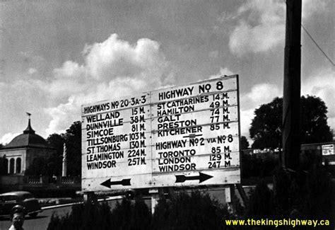 Ontario Highway 20 Photographs