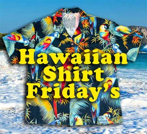 hawaiian shirt friday   seventh day adventist jets