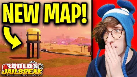 In jailbreak, you can team up with friends to orchestrate a robbery or stop the criminals before they get away. JAILBREAK NEW MAP REVEALED... (New Season 4 Map) | Roblox Jailbreak New Update - YouTube