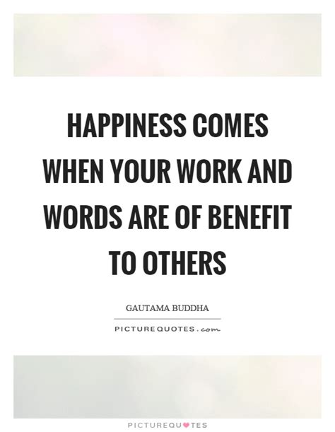 benefit quotes benefit sayings benefit picture quotes