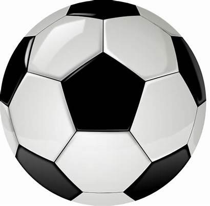 Ball Clipart Football Shadow Clip Balls Sports