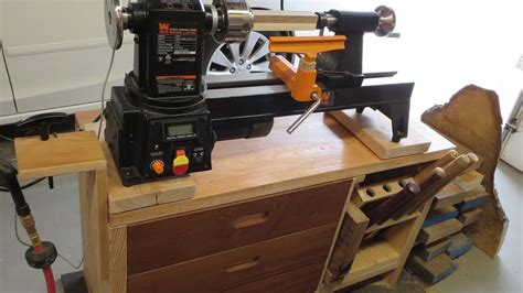 wen  lathe unboxing  review youtube