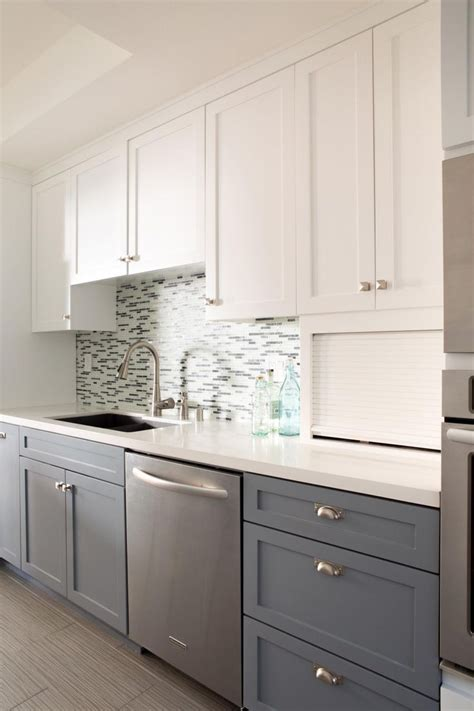 kitchen cabinet remodel best 25 two toned cabinets ideas on two tone 2720
