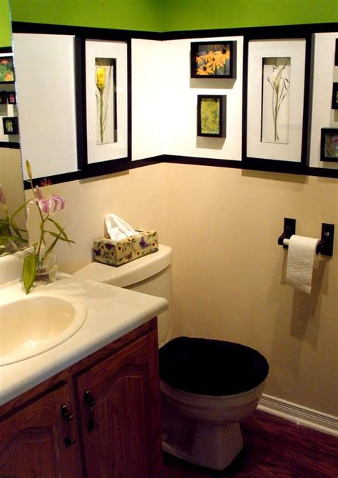 bathroom wall decor clever spaces