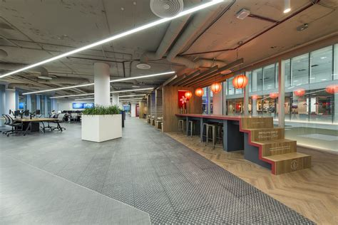 An Inside Look at Pret A Manger's New London Office ...