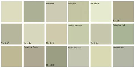 gray green paint designers favorite colors top row