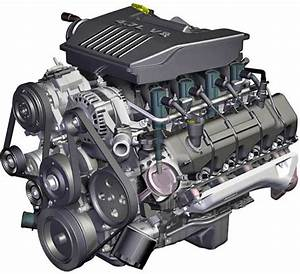 Next Generation V8 Engine  Jeep 4 7 Liter V