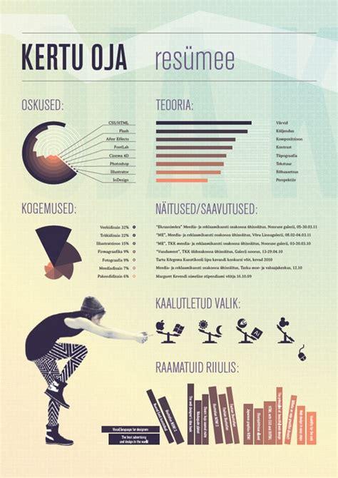 resume inspiration graphic design 50 great exles of creative resumes designrfix