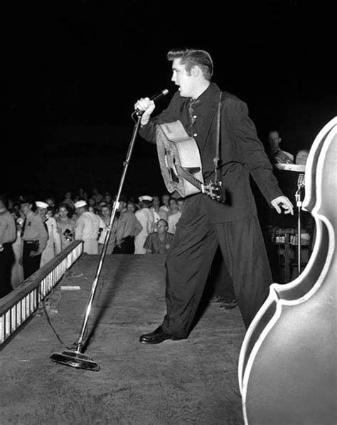 Elvis Presley 1956  Rare Unseen Footage With Fans And In