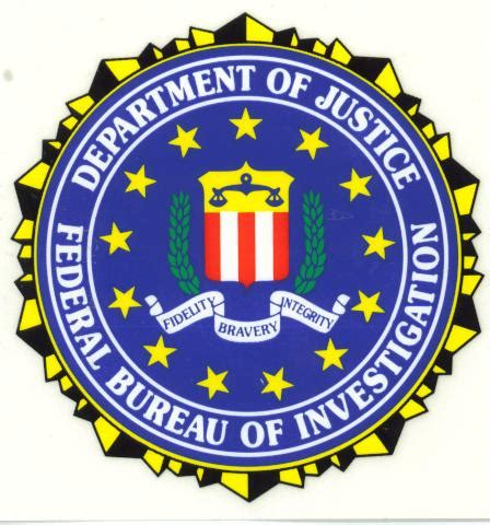 federal bureau of investigation department of justice federal bureau of investigation