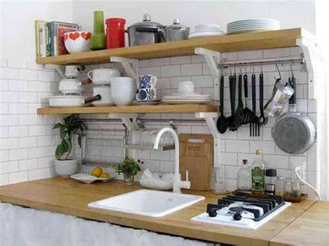 barre cuisine un rangement cuisine déco même sans placards