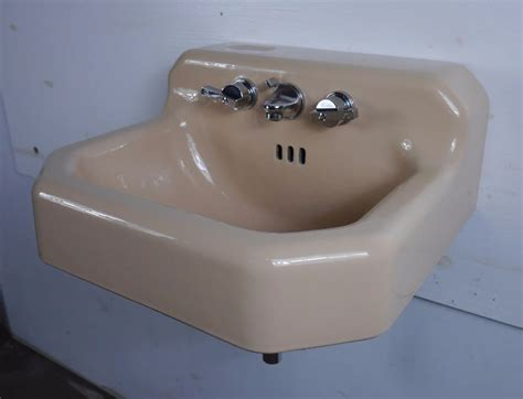 Antique Vintage American Standard Bathroom Sink 'ledgewood Lowes Kitchen Sinks Undermount Premium Sink Set Colors How To Beat Odor From Extra Large Double Bowl Sales