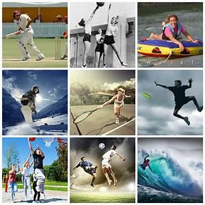 Sport is Best To Get Into Shape   المرسال