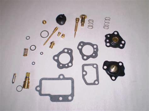 caburetors repair kits