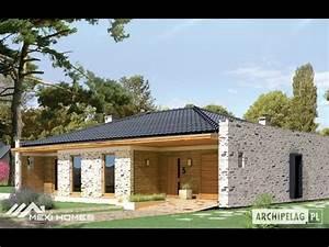 Maison En L Moderne : plan de maison moderne youtube ~ Melissatoandfro.com Idées de Décoration