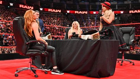 charlotte flair  lacey evans attacked becky lynch