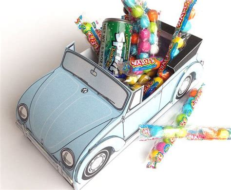 Find a great selection of exceptional gifts everyone will love for all occasions. Beetle Bug Box Retro Car Favor Box Baby Shower Wedding ...