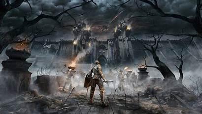 Souls Remake Demons Demon Wallpapers Games 4k