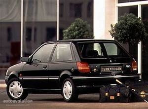 Ford Fiesta 3 Doors - 1994  1995