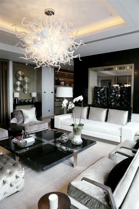 Bilder Wohnzimmer Schwarz Weiss by Olala Interiors Luxury Living Room Inspo Homey Stuff