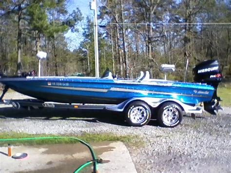 Blue Bass Cat Boats by Ar 2008 Bass Cat A E 31 500 Bass Cat Boats