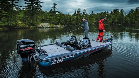 Performance Sports Boats by Nitro Boats 2016 Z18 Performance Bass Boat