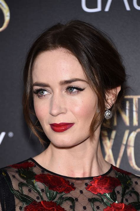Emily Blunt - 'Into the Woods' Premiere in New York City ...