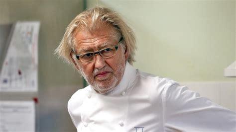 cours cuisine chef étoilé le français gagnaire est le plus grand chef étoilé