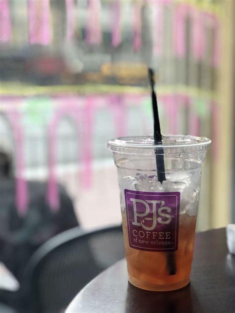 Pj's est une petite chaîne de new orleans voisine. PJ's Coffee - CLOSED - 93 Photos & 114 Reviews - Coffee & Tea - 622 Canal St, Central Business ...