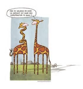 Funny Chiropractic Cartoons