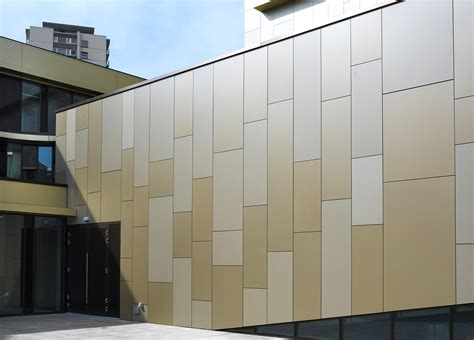 cladding panels  exterior cladding trespa meteon