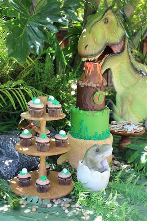 karas party ideas jurassic inspired dinosaur birthday
