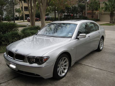 Bmw 7 Series (e65/e66) Specs & Photos