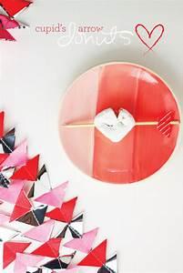 Cupid's Donuts - A Valentine Treat - Pencil Shavings ...