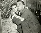 A scene from Journey for Margaret starring Robert Young ...