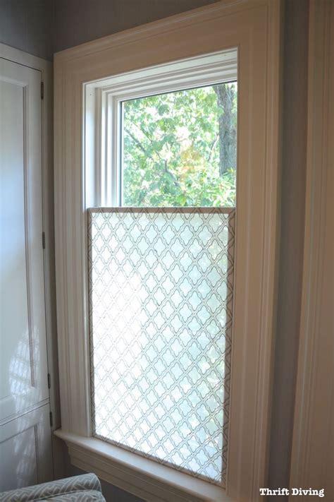 pretty diy window privacy screen home