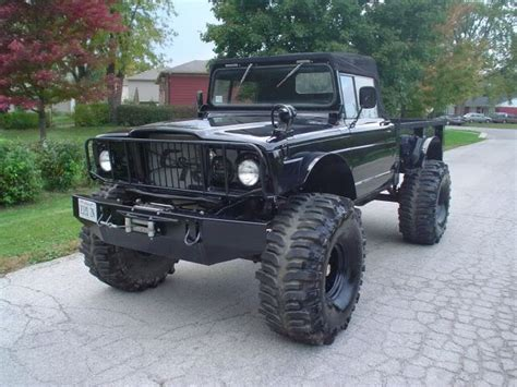 kaiser jeep lifted kaiser m715 photos reviews news specs buy car