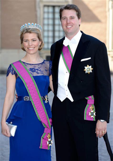 hereditary prince hubertus  saxe coburg  gotha