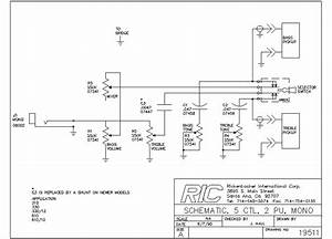 Rickenbacker Guitar Wiring Diagram