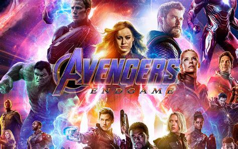 avengers endgame  desktop wallpapers hd designbolts